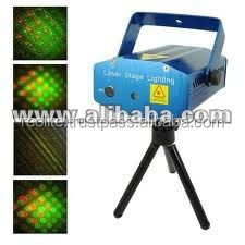 party stars effect mini firefly laser light