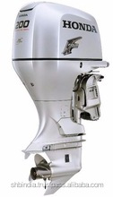 FREE SHIPPING FOR USED HONDA 125 HP 4 STROKE OUTBOARD MOTOR ENGINE