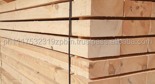 Sell Softwood Sawn Timber, Spruce - Fir in Ukraine