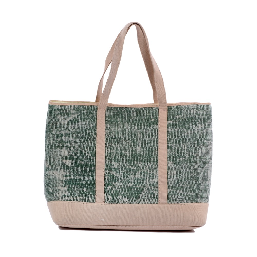 Faded Color Rug Made Tote Bag