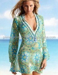 ladies beach cover up