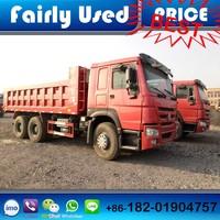 Sinotruk Howo 6x4 heavy duty dump truck used for sale 10 wheels 336/371/375hp dump truck, Howo dump truck