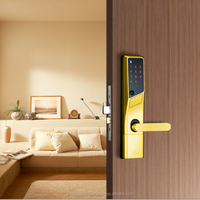 WS200 ALPHA!!Smart and intelligent card digital door lock with waterproof case.