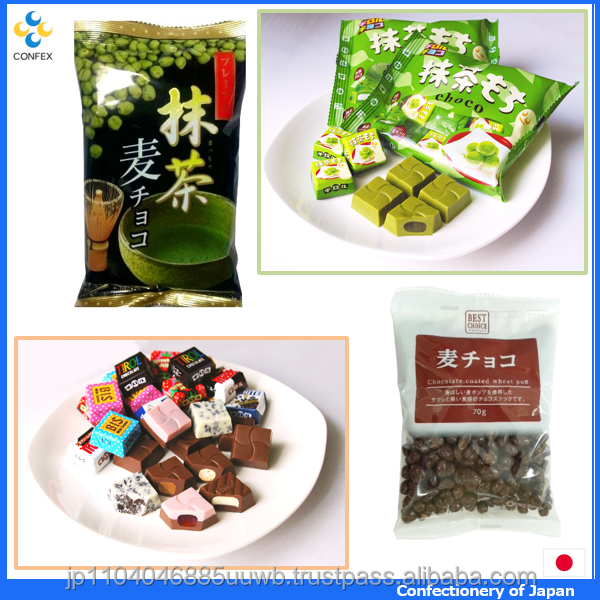Various types of and Popular chocolate company names confectionery at reasonable prices