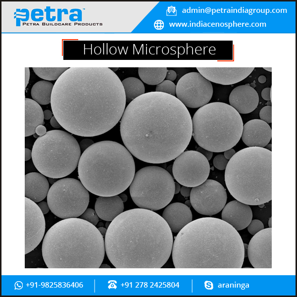 Wholesale Supplier of Hollow Glass Microsphere at Attractive Rate