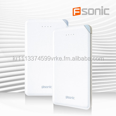 F-SONIC POWER BANK FOR CELL PHONE/TABLET PC