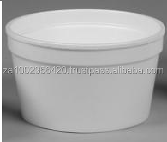 Polystyrene Foam Tub 350ml