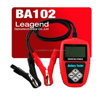 New arrival QUICKLYNKS BA102 Motorcycle Battery Tester BA102 Battery Life Analysis with Free Shipping