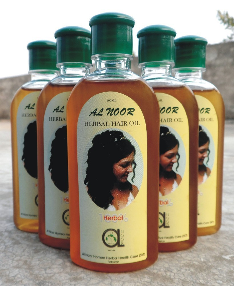 AlNoorHerbal Hair Oil