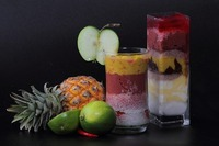 Tropical Fruit Slimming Shake