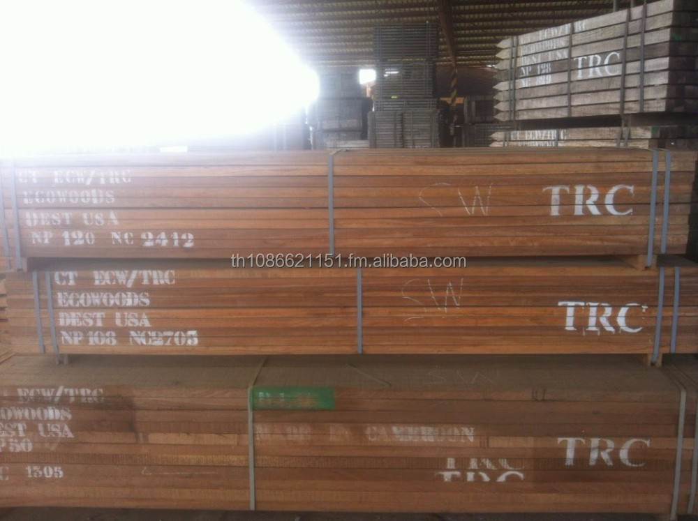 Explicit offer for LOW PRICE Azobe logs and sawn timber Quality Timber sawn logs african hardwoods in Cameroon