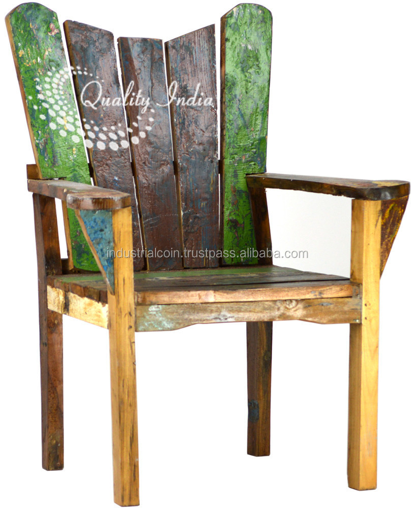 india styling chair of salon furniture