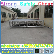 Mobile Stage Clamp for Fixing Well The Legs Tightly