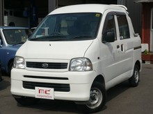 used pickup truck HIJET CARGO 2001 used car at reasonable prices