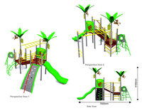 Playground Equipment-RS3601A
