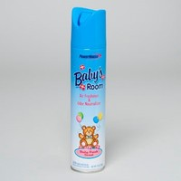 AIR FRESHENER 9OZ AEROSOL BABY ROOM FRESH POWERHOUSE #92594