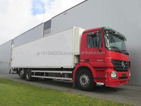 USED TRUCKS - MERCEDES-BENZ ACTROS 2532 6X2 FREEZER TRUCK (LHD 4665 DIESEL)