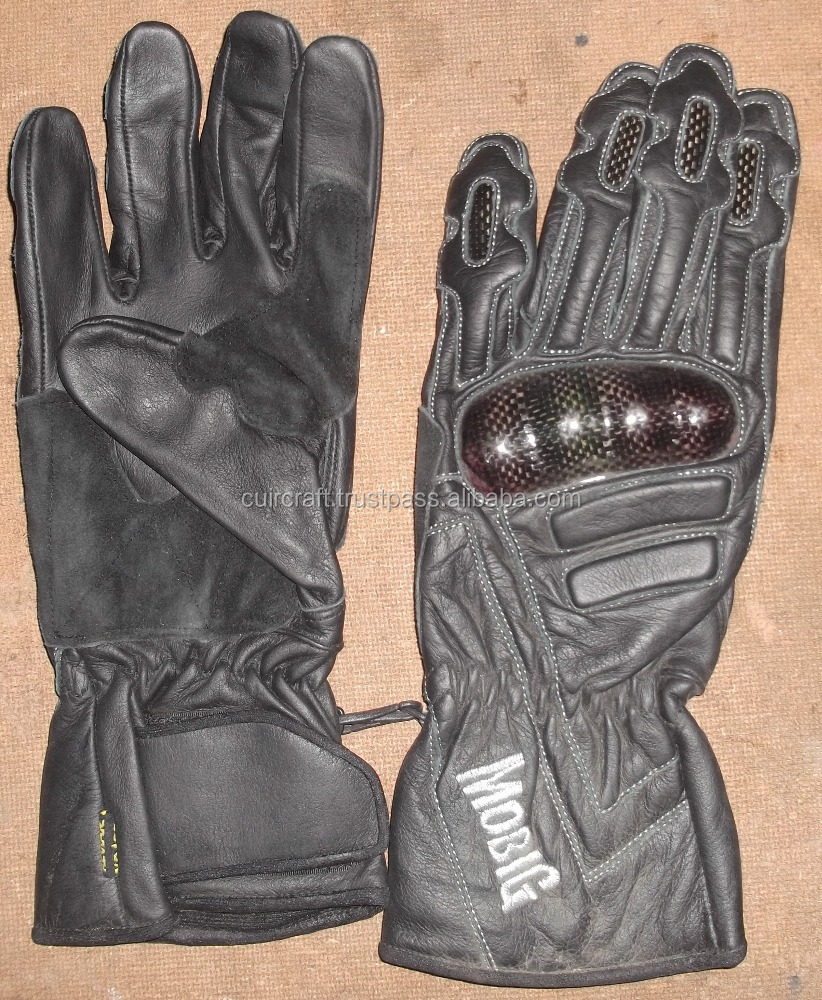 Best Quality Leather Motorcycle Gloves