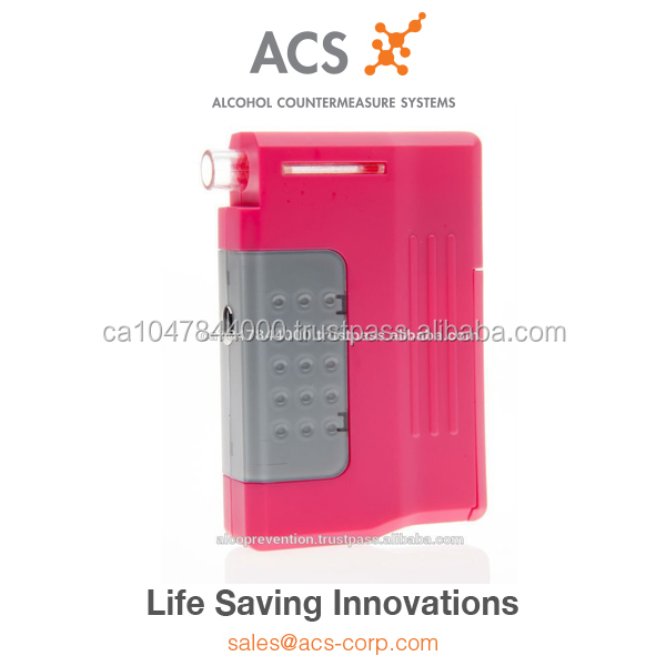 Compatible Wireless ialco Breathalyzer with Attractive Visual Graphics for iPhone