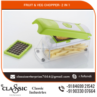 Light Weight Low Price Chopper for Fruit and Vegetable