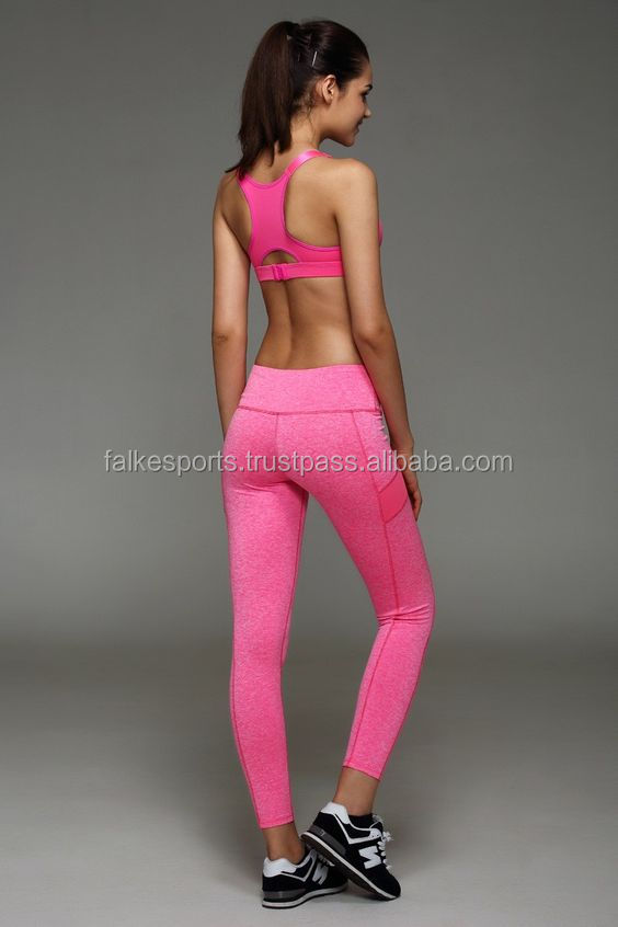 FS300332 Cheap Summer Vintage Branded Private Label Sexy Active Workout Gym Yoga Sportwear for Women OEM Supplier Pakistan