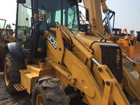Cheap Good Price used JCB 3CX backhoe loader