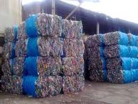Plastic Bottles Scraps/Pet Bottle Scraps/Mix Color Bottles in Bale