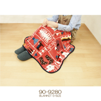 Comfort and Japan quality printed polar fleece fabric Blanket at Low-cost prices , OEM available