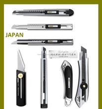 Single hand premium powerful blade japanese durable multi slide knife