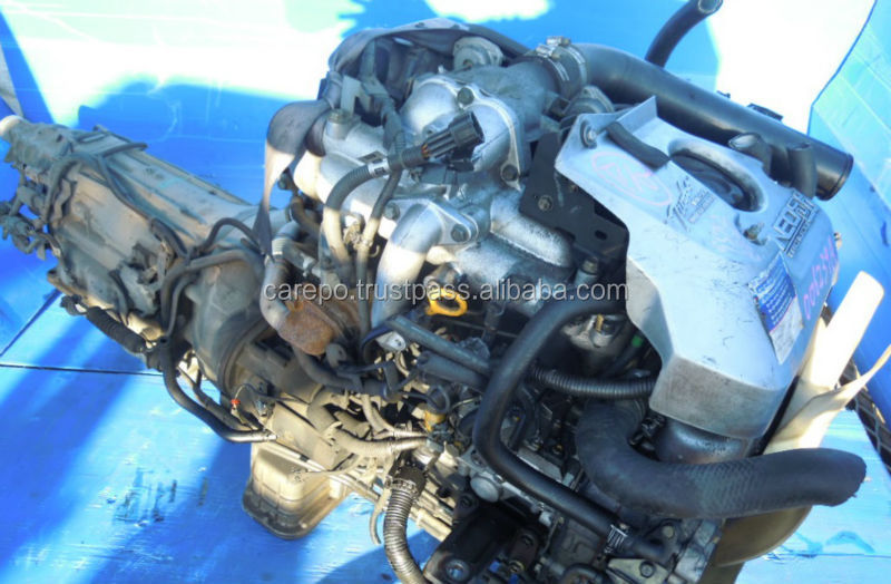 SECONDHAND AUTOMOBILE PARTS ZD30DD FOR NISSAN CARAVAN, ELGRAND, SAFARI