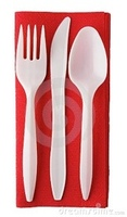 PLASTIC CUTLERY, plastic fork and spoon, plastic fork, plastic spoon, Plastic spoon Malaysia