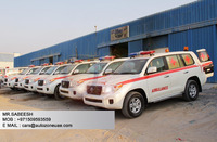 TOYOTA LAND CRUISER GXR AMBULANCE NEW