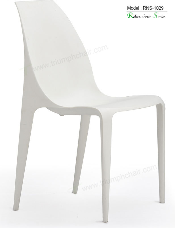 Triumph popular ABS dining room A chair / Italian design plastic chair for hotel