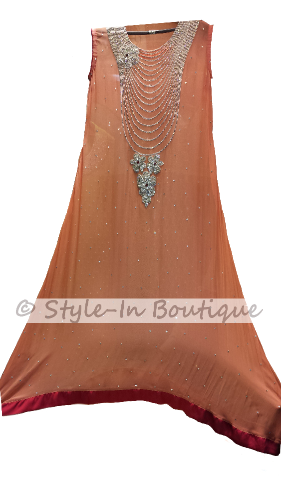 Exclusive Style-in Boutique's party wear Dress SZ-101