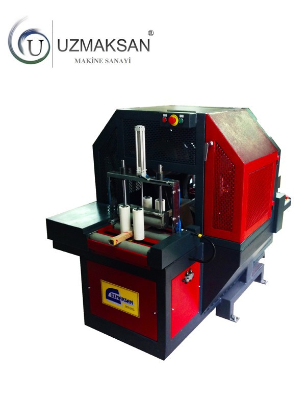 Stretch Film Wrapping Machine&Aluminum Profile Wrapping Machine