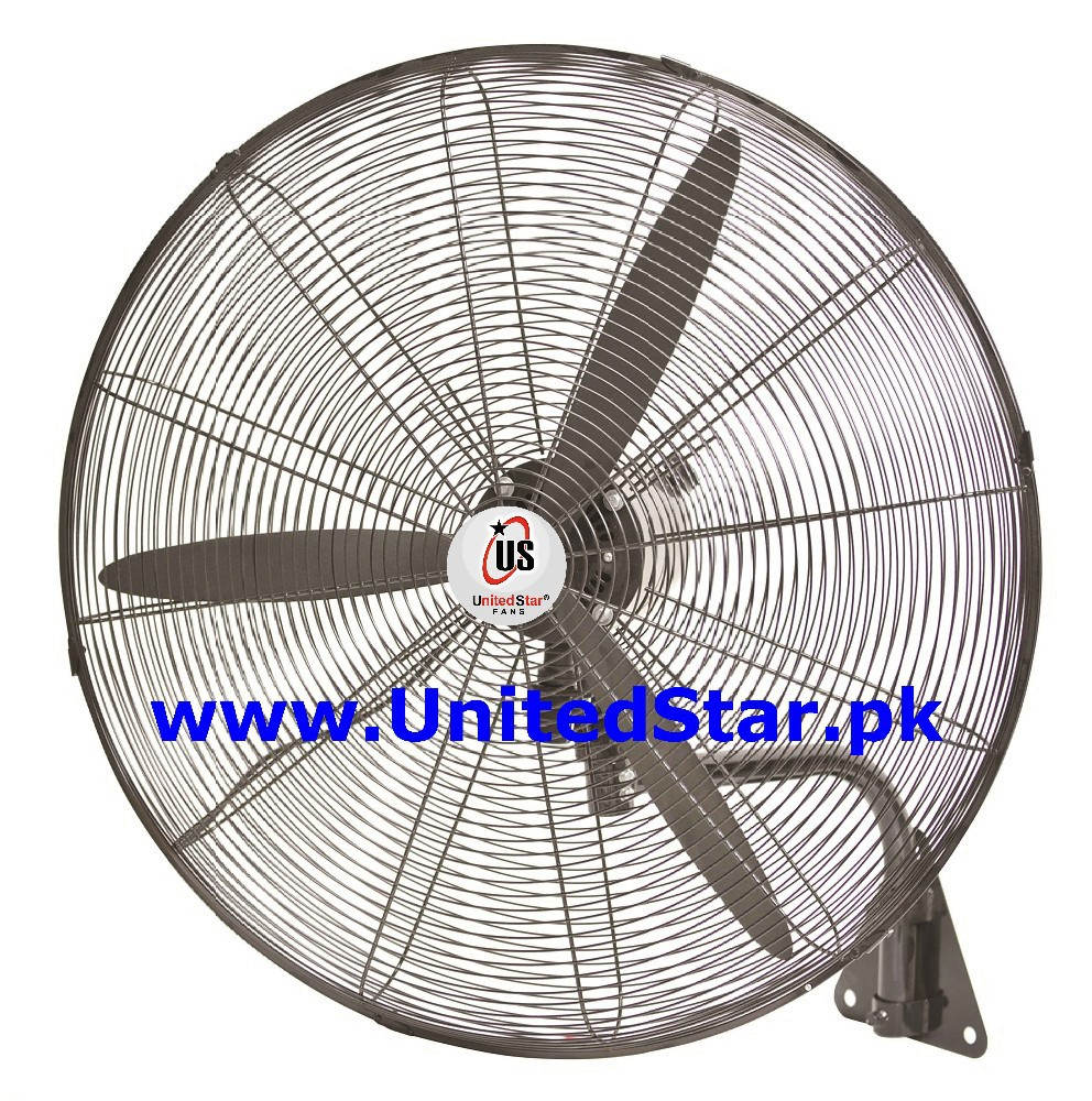 Industrial Bracket Fan 34 inch