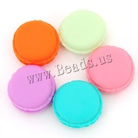 42.50mm mixed colors Polypropylene(PP) Macaron Storage Box
