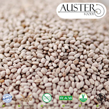 White Chia Seeds - Natural, Bulk