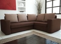 Corner sofa bed with storage Barcelona