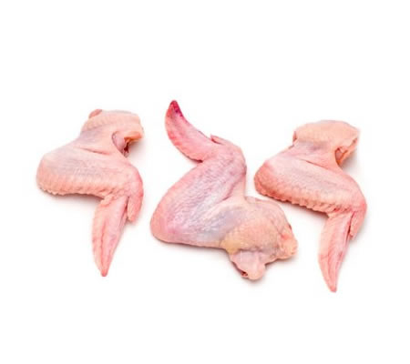 Good quality Frozen 3 Joint wings available for export