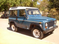 Classic Land Rover 3 Doors 1989 Defender Style