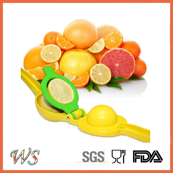 WS-PL09 Kitchen Use Aluminum Alloy Metal Lemon Squeezer