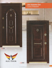 Stainless Steel Doors Turkey