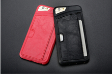 wholesale cell phone leather case for 6s