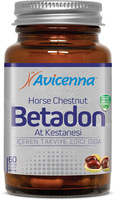 Fitness Supplements Betadon Capsule for Hemorrhoid Horse Chestnut Extract