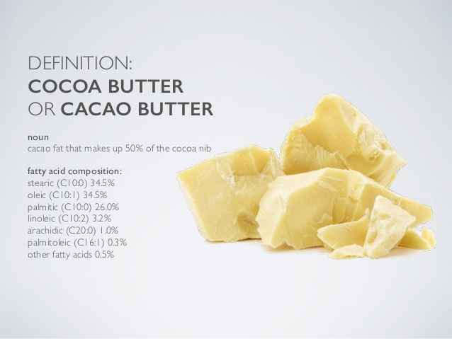 COCOA BUTTER SUBSTITUTE