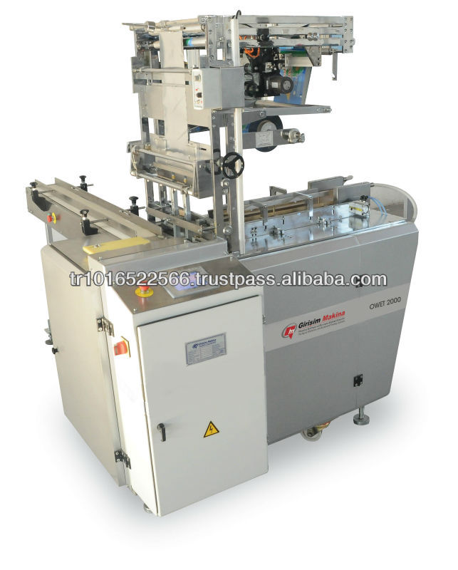 Overwrapping Envelope-Type Box Packaging Machine