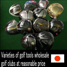 Well designed and Popular golf driver used golf clubs from Japanese supplier