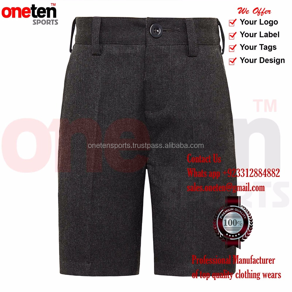 School Shorts 100% Cotton / School Uniforms / School Shorts