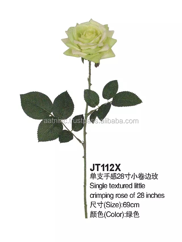 Name of the flower decoration for high quality artificial flower